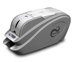 Impresora tarjetas pvc Smart S50 single o double side