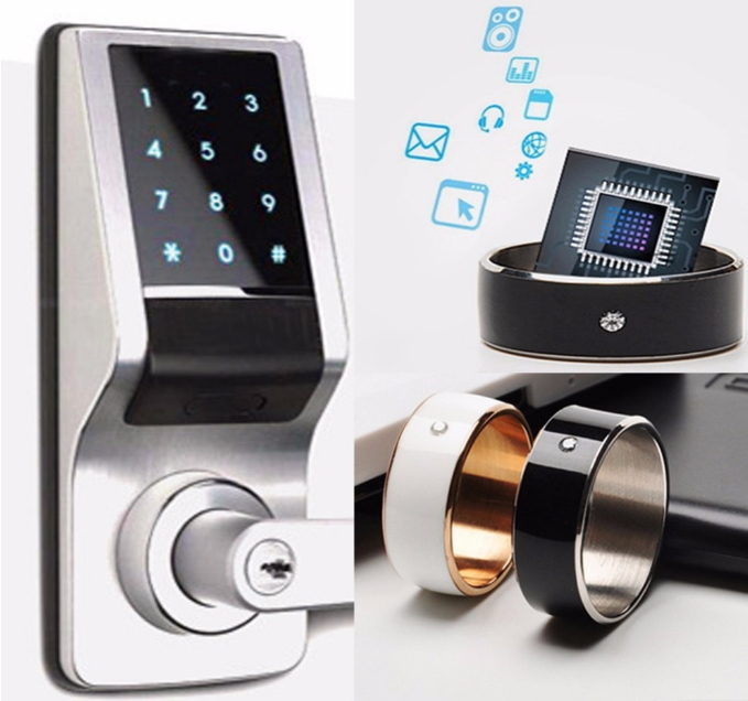 anillo nfc para android - Pymes Central