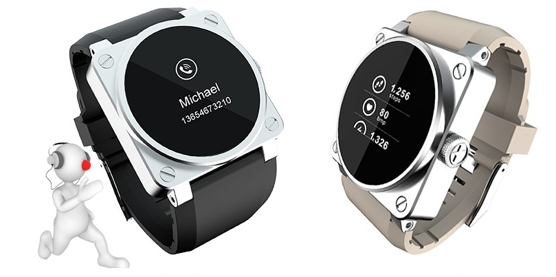 Smartwatch advance pymes central for Fuera de rango monitor